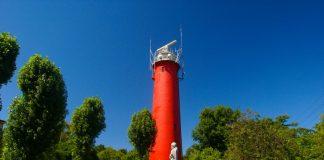 latarnia morska w Krynicy Morskiej